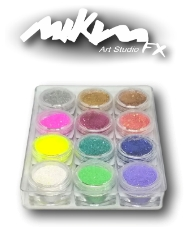 Magic Dust Glitter Set 12 kleuren